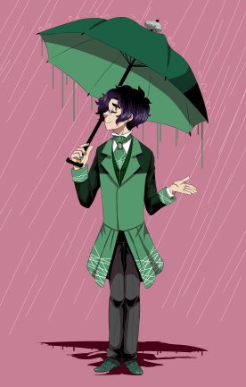 Rainy Day (Jekyll)