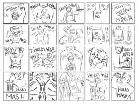 Hulk and Bruce thumbnails