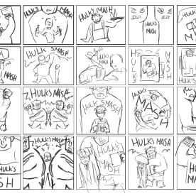 Hulk and Bruce thumbnails
