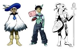 Character Design Details