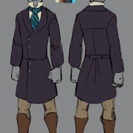 Costume Design- Marius
