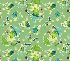 Korok Pattern